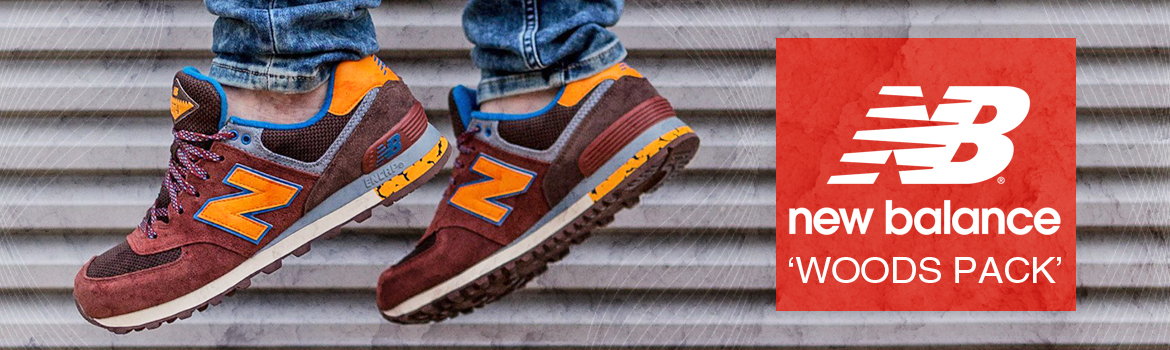 New Balance Woods Pack