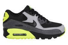 WOMEN'S SHOES NIKE AIR MAX 90 MESH (GS) 724824 002