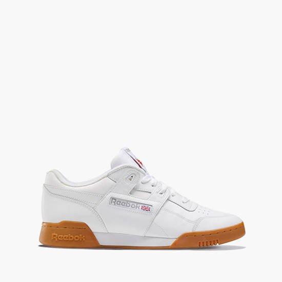 REEBOK WORKOUT PLUS kolor biały (CN2126) Męskie Sneakersy