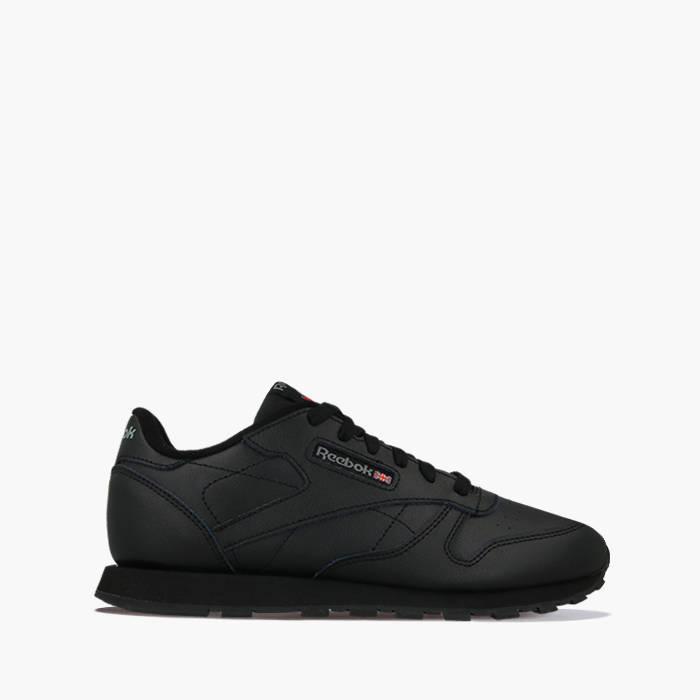 DÁMSKÉ BOTY sneakers Reebok Classic Leather (GS) 50149 - akční ceny ... 85b6f12e314